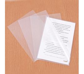 L-shape File Folder Pocket
