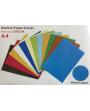 Kapak kartoni A4 me ngjyra