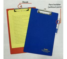 Clip board folder