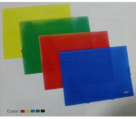 Transparent Office File Folder